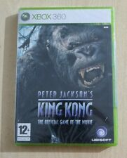 PETER JACKSON'S KING KONG XBOX 360 NUOVO SIGILLATO VERSIONE  ITALIANA RARO