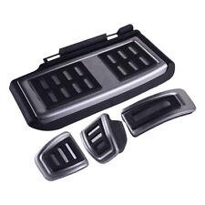 Steel P/&P Footrest Gas Clutch Brake Pedal Set For Seat Leon 5F MK3 MT 2013-2016