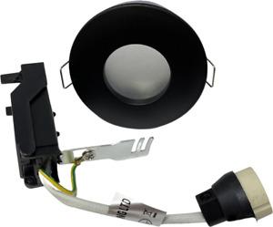 Matt Black  Bathroom Ceiling Light Downlight Spotlight  IP65