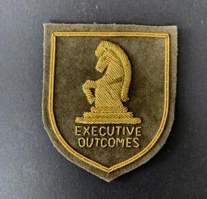 South Africa - Executive Outcomes (EO) Mercenary Company Sleeve / Shirt Patch