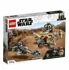 75299 LEGO Star Wars Mandalorian Ship Trouble on Tatooine Brand New