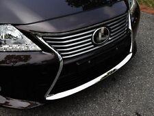 Steel Front Bumper Down Cecorative Trim For LEXUS ES250 ES300 ES350h 2013-2015