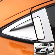 Chrome Rear Door Handle Bowl Cover Trim Molding For Honda HR-V HRV 2016-2018