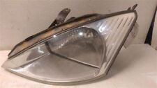 Drivers Left Headlight for 00-02 Ford Focus