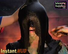 Instant MUD ~ Easy Mix in 30 Seconds ~ Messy / Gunge / Slime FX ~ 10-12 Litres