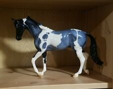 Peter Stone Volunteer model 2003 limited to 30 Rare pinto blue roan thoroughbred