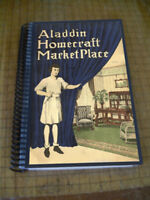 Aladdin Homecraft Market Place IMPROVE CRAFTSMAN HOME DIY Interiors catalog 1916
