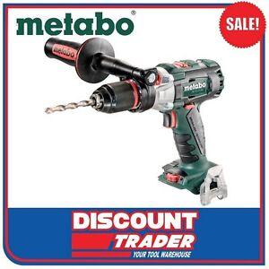 Metabo 18V Brushless 120Nm Impact Impuls Hammer Drill SB 18 LTX BL I 602352890