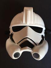 Mascara Stormtrooper Star Wars blanca disfraces carnaval Halloween careta