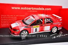 AutoArt 1:18 Mitsubishi EVO 7 WRC #8