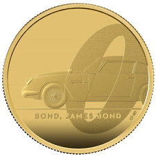 UK 2020 - 200£ - Bond, James Bond - 2 Oz Proof Goldmünze