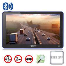 XGODY 886 7 inch Truck Car GPS Navigation sat nav Navigator + Free Lifetime Maps