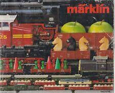 MARKLIN HO Z & GAUGE 1 MODEL RAILWAYS 1982-83 PRODUCT RANGE CATALOGUE (DUTCH)