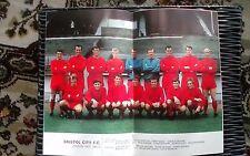 Football League Review:   Colour Picture - Bristol City 1969-70