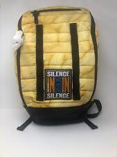 "Diesel  F Heyoda Urban Style Backpack Fit 13"" Laptop Bag 80s Inspired Wash"