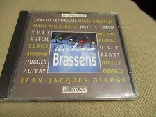 """CD """"ILS CHANTENT GEORGES BRASSENS"""" Marie-Paule BELLE, Hugues AUFRAY, N. PEYRAC,"""