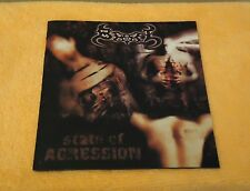 Baal - State of Agression, Album - CD, 2002 American Line Productions. Import!