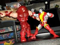 Legends 80th Anniversary X-Men Colossus & Juggernaut 2-Pack