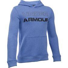 Under Armour Kid's UA Titan Fleece Hoodie - YMD (9-10) - Sky Blue
