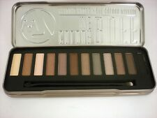 W7 Paleta de sombras COLLECTION EN LATA ELIGE NUDE/ AHUMADOS / bronces Naturals