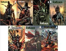 Gunslinger Spawn #1 Cvrs A B C D E F G Variant Set Image Comics Presale 10/20/21