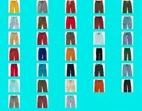 NWT Gymboree Boys Pants Track Active Wear Sports Athletic Sport