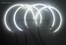 SMD LED ANGEL EYES blanco brillante Luz BMW e46 E36 E38 E39 M3 m5 anillos de luz