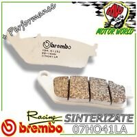 07HO41LA Plaquettes Brembo Sinter Avant Honda Ctx N 700 2014>