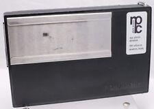 NPC Zenza Bronica Medium Format SLR Camera Polaroid Instant Film Back ETRSi ETR