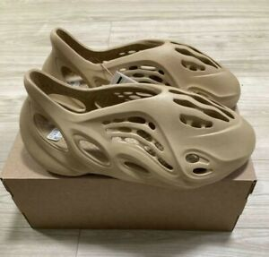 adidas Yeezy Foam Runner Ochre GW3354 Men Authentic US 6 - 12