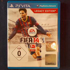 PSVita-PlayStation Vita ► fifa 14 -- Legacy Edition ◄ impecable