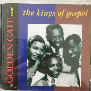GOLDEN GATE QUARTET: The Kings Of Gospel (FR CD Pharaon 125256-2 / neu)