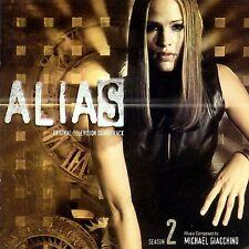 FREE US SHIP. on ANY 2 CDs! ~Used,VeryGood CD Michael Giacchino: Alias - Season