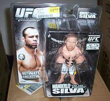 UFC PRIDE ROUND 5 ZUFFA WANDERLEI SILVA THE AXE MURDERER ACTION FIGURE
