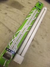 Bombilla GE 2G11 Biax L 4 Pin - 36W X 1 Tubo Fluorescente 2750 Lumin 240v