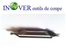 FORET HSS A CENTRER DIAM 6.3/2.5mm A 60°