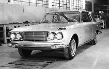 Ford Falcon Ghia vintage press photo L030