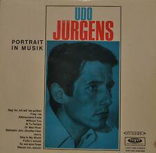 """UDO JÜRGENS - PORTRAIT EN MUSIQUE 12"""" LP (T65)"""