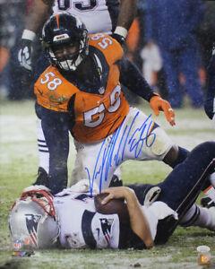 Von Miller Autographed/Signed Denver Broncos 16x20 Photo JSA 19056