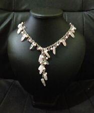 Rose Quartz Stone Fashion Necklaces & Pendants