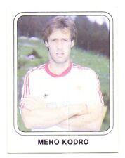 STICKER - MEHO KODRO - FC VELEZ MOSTAR, BARCELONA - SEASON 1991-92