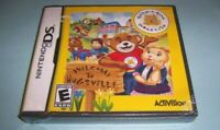 Build-A-Bear Workshop: Welcome to Hugsville (Nintendo DS) NDS 2DS 3DS NEW