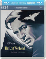 The Lost Weekend - The Masters of Cinema Series Blu-Ray (2012) Ray Milland,