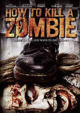 How To Kill A Zombie DVD