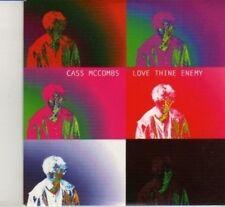 (DJ14) Cass McCombs, Love Thine Enemy - 2012 DJ CD