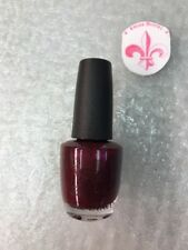 Opi Nail Polish Lacquer Color Cute Little Vixen Hl E07 Mariah Collection .5 oz