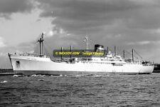 mc1639 - Port Line Cargo Ship - Port Alfred , built 1961 - photo 6x4