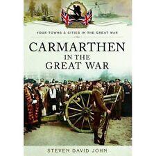 Carmarthen in the Great War by Steven David John (Paperback, 2014)