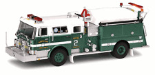 BRAND NEW CODE 3 MAPLETON PA MACK CF PUMPER DIECAST FIRE ENGINE