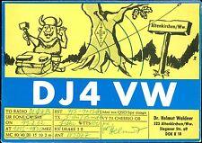 Dr. Helmut Waldner, DJ4VW  Kroppach, Germany  1962 JD.788